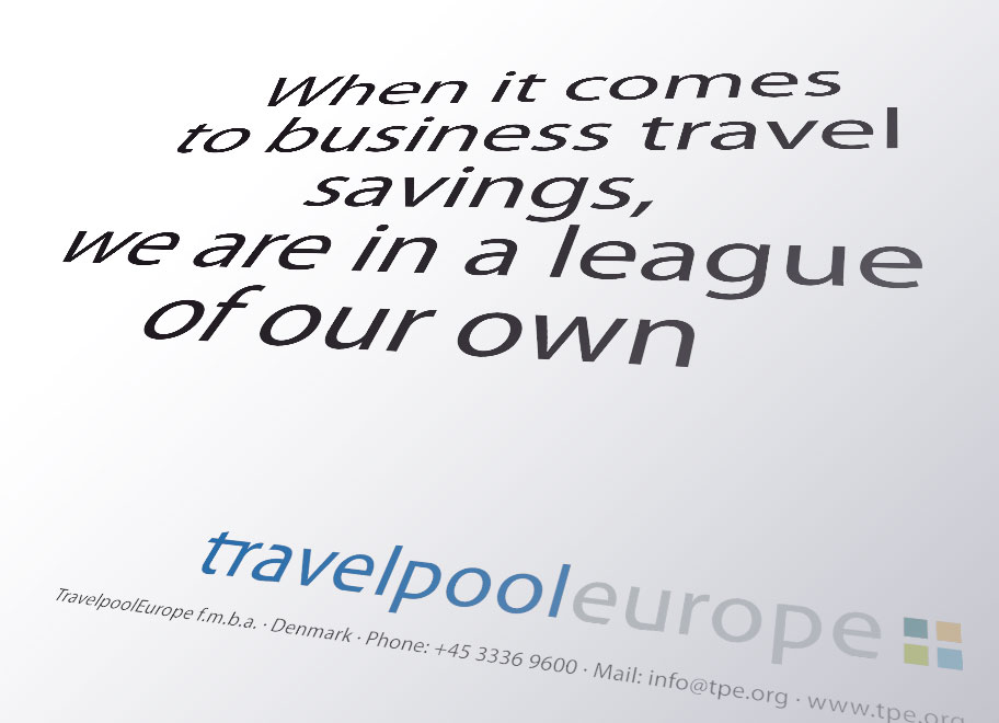 Imagebrochure for Travelpool Europe